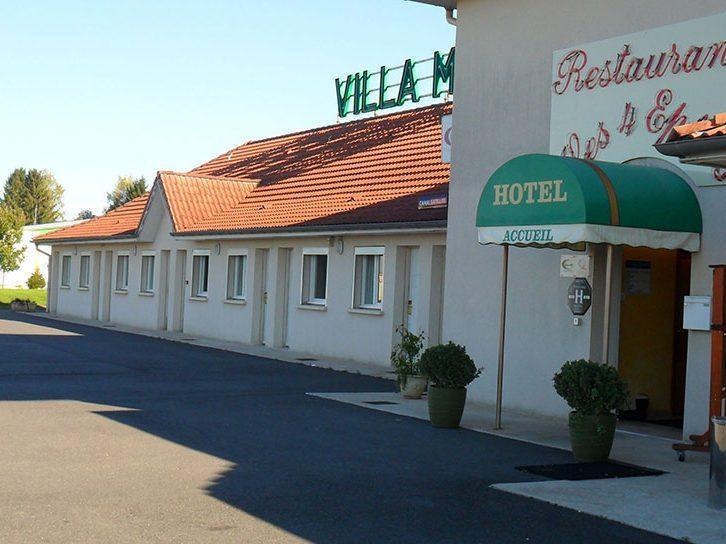 Hotel de plain-pied